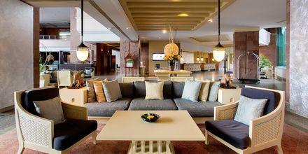 Lobby på Hilton Hua Hin Resort & Spa, Thailand.