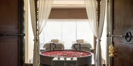Spa på Hilton Hua Hin Resort & Spa, Thailand.