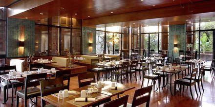 Buffetrestaurant på Hilton Hua Hin Resort & Spa, Thailand.