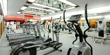 Fitnessfaciliteter på Hilton Hua Hin Resort & Spa, Thailand