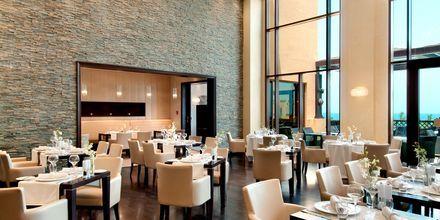 Restaurant Piaceri Da Gustare på Hotel Hilton Ras Al Khaimah Resort & Spa i Ras Al Khaimah, De Forenede Arabiske Emirater.