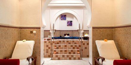Spa på Hotel Hilton Ras Al Khaimah Resort & Spa i Ras Al Khaimah, De Forenede Arabiske Emirater.