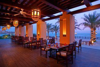 Restaurant Asia på Hotel Hilton Ras Al Khaimah Resort & Spa i Ras Al Khaimah, De Forenede Arabiske Emirater
