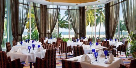 Restaurant Shebas på Hilton Salalah Resort, Oman.
