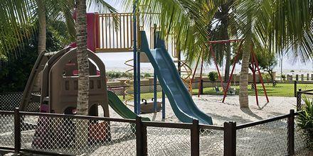Legeplads på Hilton Salalah Resort, Oman.