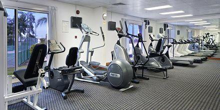 Fitnessrum på Hilton Salalah Resort, Oman.