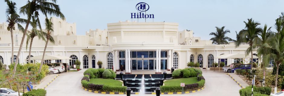 Hilton Salalah Resort, Oman.