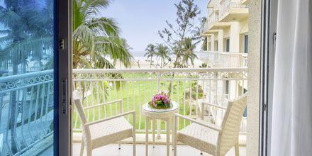 Balkon på Hilton Salalah Resort, Oman.