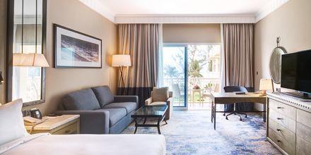 Deluxe-værelse på Hilton Salalah Resort, Oman.