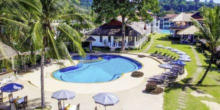 Pool på Hive Khaolak Beach Resort, Khao Lak