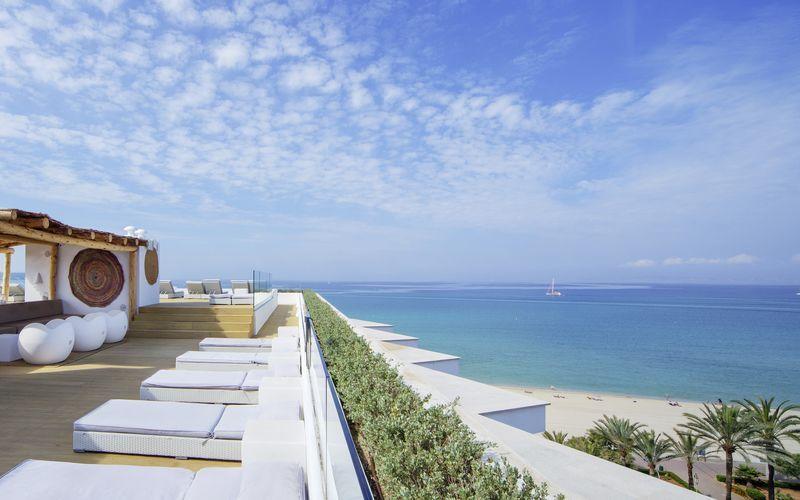 Hotel HM Tropical, Ca'n Pastilla på Mallorca, Spanien.