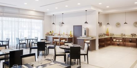 Restaurant på Holiday Inn Express - Dubai Safa Park