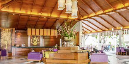 Receptionen på Horizon Karon Beach Resort Club Wing, Phuket