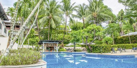 Poolen på Horizon Karon Beach Resort Family Wing