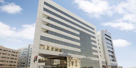 Hotel Howard Johnson i Bur Dubai.