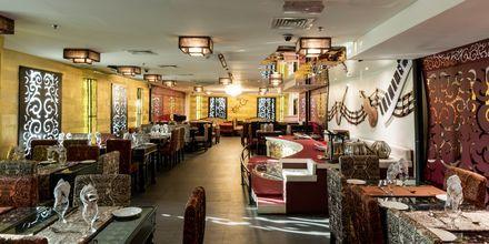 Restaurant Kebab Corner på Hotel Howard Johnson i Bur Dubai.