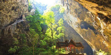 Phraya Nakhon, grotten udenfor Hua Hin, Thailand.