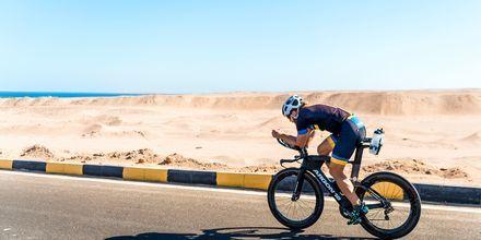 Cykling i Hurghada.