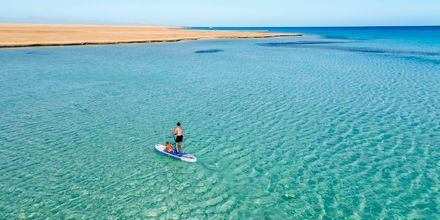 SUP i Hurghada.