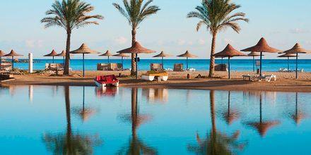 Strand i Hurghada.