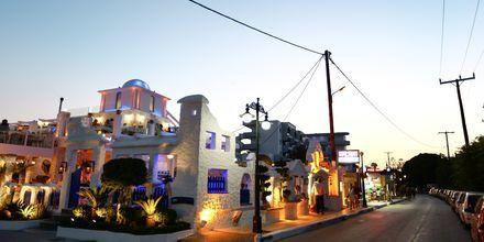 Aften i Ialyssos & Ixia på Rhodos, Grækenland.