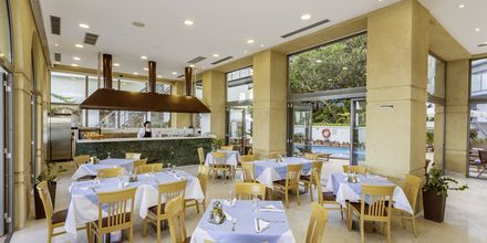 Hotel Ibiscus på Rhodos, Grækenland.