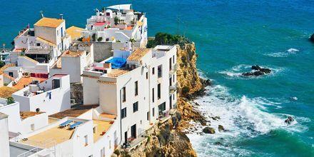 Bydelen Sa Penya på Ibiza er kendt for sit natteliv.