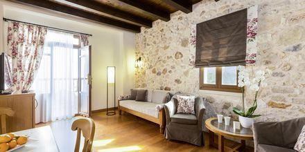 2-værelses lejligheder på hotel Ideon, Rethymnon, Grækenland.