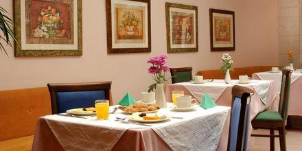 Restaurant på hotel Ideon, Rethymnon, Grækenland.