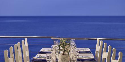 Restaurant på Hotel Ikaros Beach Resort & Spa på Kreta, Grækenland.