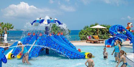 Børnepool på Hotel Ikaros Beach Resort & Spa på Kreta, Grækenland.