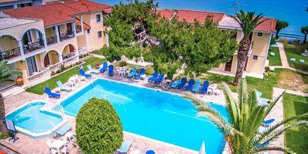 Poolen på Hotel Iliessa Beach i Argassi, Zakynthos
