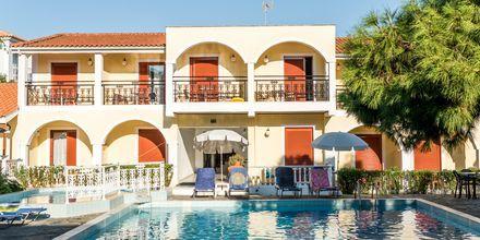 Værelse med pooludsigt på Hotel Iliessa Beach i Argassi, Zakynthos