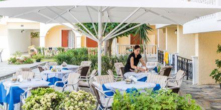 Restaurant på Hotel Iliessa Beach i Argassi, Zakynthos