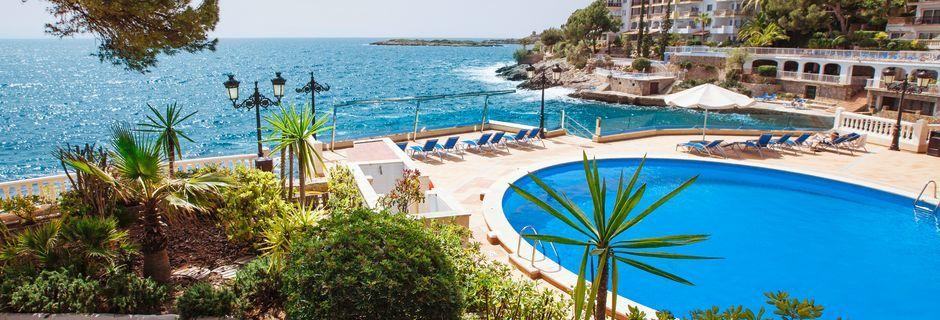 Hotel Europe Playa Marina i Illetas udenfor Palma.