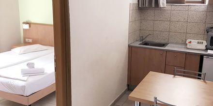 3-værelses lejlighed på Hotel Imperial på Kos, Grækenland.