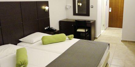 Dobbeltværelse på Hotel Imperial på Kos, Grækenland.