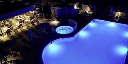 Poolområdet på Hotel Imperial på Kos, Grækenland