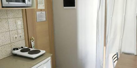 1-værelses lejlighed på Hotel Imperial på Kos, Grækenland.