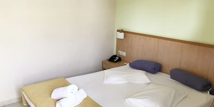 2-værelses lejlighed på Hotel Imperial på Kos, Grækenland.