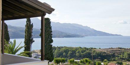 Udsigt fra Hotel Ino Village, Samos By.