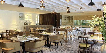 Restaurant Le Colonial på Hotel Intercontinental Hua Hin Resort i Hua Hin, Thailand.