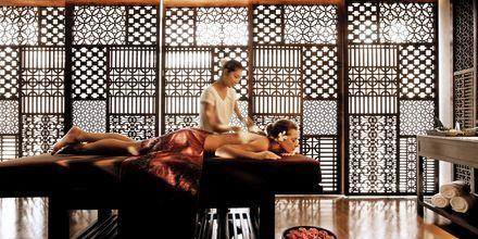 Spa på Hotel Intercontinental Hua Hin Resort i Hua Hin, Thailand.