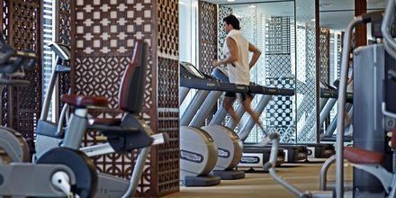 Finess på Hotel Intercontinental Hua Hin Resort i Hua Hin, Thailand.