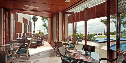 Restaurant på Hotel Intercontinental Hua Hin Resort i Hua Hin, Thailand.