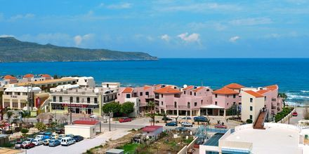 Hotel Iolida Star på Kreta, Grækenland.