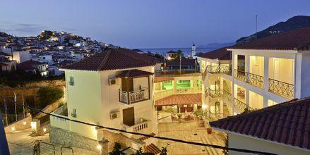 Hotel Ionia på Skopelos, Grækenland.