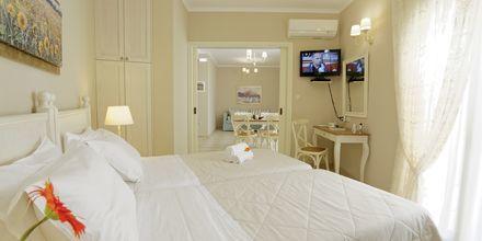2-værelses lejligheder på hotel Ionia Suites i Rethymnon på Kreta.