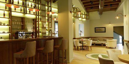 Bar på hotel Ionia Suites i Rethymnon på Kreta.