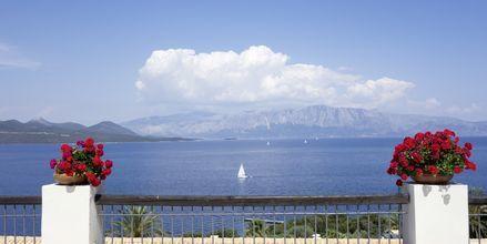 Hotel Ionian Blue på Lefkas, Grækenland.